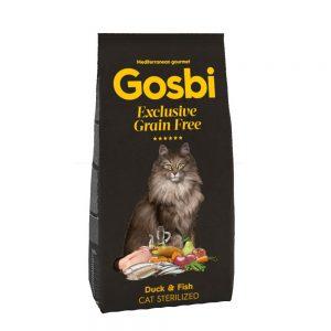 גוסבי אקסלוסיב חתול סטרילייז