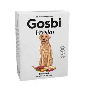 גוסבי פרסקו כלבים סטרילייז